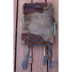 WWII German Pony Fur Backpack E-58