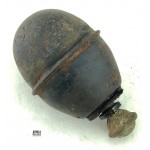 Original German WWII M39 Egg without Ring