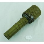 Original WWII Russian RGD33 Stick Grenade, Defensive/Offensive