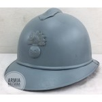 French WWI M15 Adrian Steel Helmet