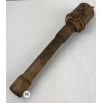 SOLD - Reference only - Original German WWII M43 Patato Masher ( Stielhandgranate 43 )