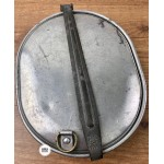 Original WWI US M-1910 Mess Kit with fork and spoon