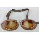 1930's Aviator Googles - Jeautet / Leitz pattern