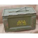 Original WWII .50 Cal Ammo Can / Box