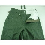 German WWII M 43 Trousers