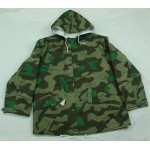 German WWII reversible splinter Camo Parka