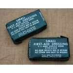 Original WWII US Carlisle First Aid Dressing