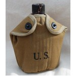 Reproduction WW2 US GI Canteen Cover.
