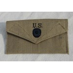 WWII US Carlisle First Aid Bandage Pouch