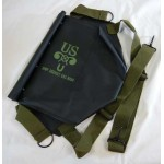 Restoked Reproduction US M5 Assault Gas Mask Bag