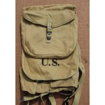 US Army WW2 M1928 Haversack