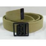 Reproduction GI Trouser Belt with buckle