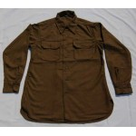 Reproduction US M37 Wool Shirt