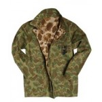 Reproduction P1942 USMC reversible camouflage jacket