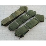 U.S. M-1956 Canvas Field Pack Suspenders - Size Regular